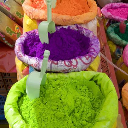 Natural color powders - Julia Veldkamp - Duurzaamhuwelijk